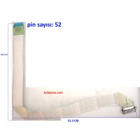 EAD60679359, 42LF2500, TEST EDİLMİŞ ÇIKMA LVDS