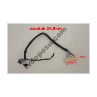 LC320WX3 SB V2, LD32S9HA, SANYO LVDS KABLO