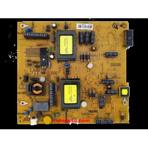 17IPS19-4, 130612, VES315WNES-02, 32PH5045, 23101671, VESTEL, POWER BOARD, BESLEME