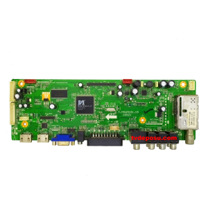 T.MS6M181.1B, 10521, LTA400HM07, 111E-SU , MAİN BOARD
