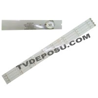 303WY390039, 039D08-ZC21FG-02, P40100, LS390TU4P30, 4 ADET LED BAR