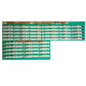 SAMSUNG, D4GE-400DCA-R1, D4GE-400DCB-R1, CY-GH040CSLV1H, UE40H6270AS, LED TV, SAMSUNG LED BAR