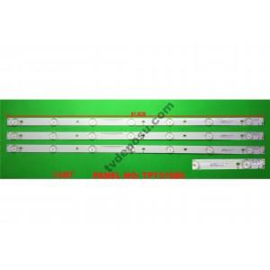 GJ-2K15 D2P5-315 D307-V1, TPT315B5, 32PFK4100/12, PHILIPS LED BAR, ORJİNAL ÇIKMA LED