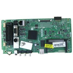 VESTEL, 17MB96, 110814R2, 23324890, 10101931, 23324848, 32SC7690F SMART LED TV, VES315UNDS-2D-N11, MAİN BOARD, ANAKART