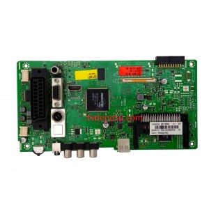 VESTEL, 17MB96, 10093784, 23247759, SMART 40FA7100 LED TV, VES400UNVS-2D-N02, MAİN BOARD, ANAKART