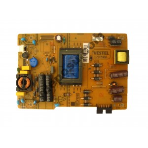 """VESTEL, 17IPS62, SATELLITE 32HB5000 32""""LED TV, VES315WNDS-2D-N12, POWER BOARD, BESLEME KARTI"""