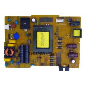 VESTEL, 17IPS62, 17MB97, SMART 40FB7100 40 LED TV, POWER BOARD, BESLEME KARTI