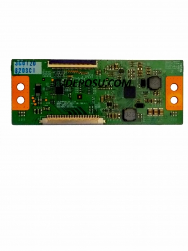AXEN, 6870C-C442B, LG LC320DXJ-SFEİ, AXO32DLD12AT057-KTM LED TV, LOGİC BOARD, T-CON BOARD