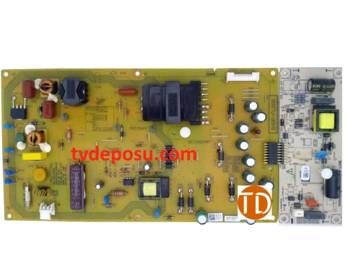 BEKO, FSP123-3F01, ZQR910R, B43L 6652 5B, LED TV, POWER BOARD, BESLEME KARTI