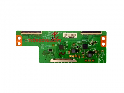 BEKO, 43 6871L-3806H1, 057D43A55P, B43L 6652 5B, LED TV, LOGİC BOARD, T-CON BOARD