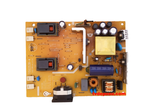 715G2538-4, E168066, ACER, X223W Qb, POWER BOARD, ANAKART